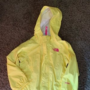 North Face Rain Coat 3T